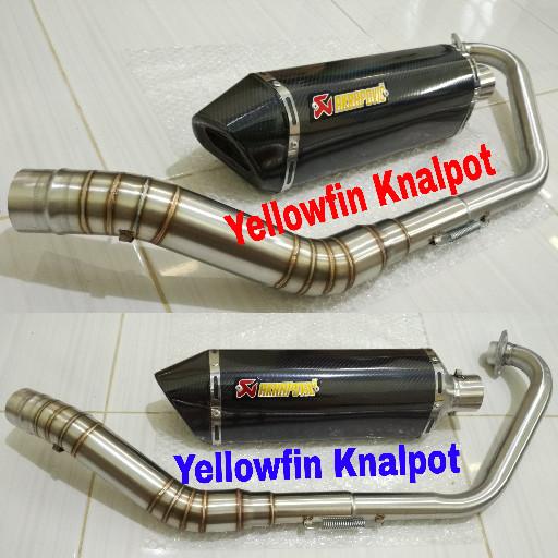 harga Knalpot akrapovic karbon yamaha vixion (nvl / nva / old vixion) Tokopedia.com
