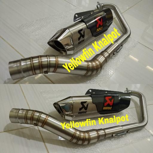 harga Knalpot akrapovic gp new yamaha vixion (nvl / nva / old vixion) Tokopedia.com