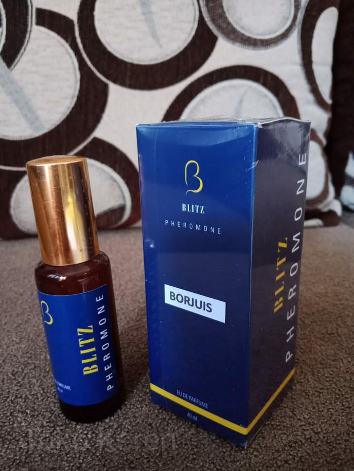 Parfum Pemikat Lawan Jenis Alami,Parfume Pheromone Blitz,Best Seller Jakarta Timur