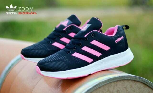 Jual Sepatu Olahraga Adidas Zoom Running Jogging Pria Lari Casual ... cec5189674