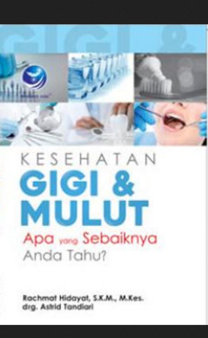 Jual Buku Kesehatan Gigi Dan Mulut Ori Kota Yogyakarta