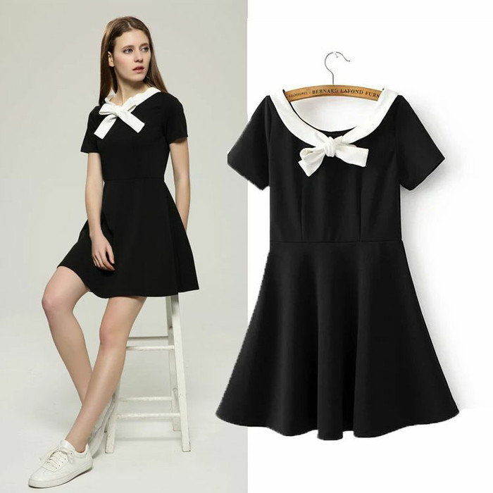 Harga Terbaru Classic Party Mini Dress Pesta Pita Baju Korea Import