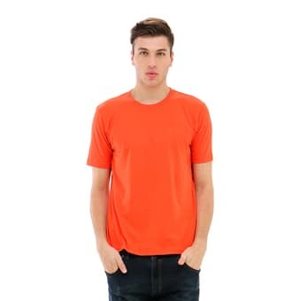 Carvil tshirt men ken-ora orange - orange l