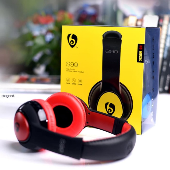 harga Headphone bluetooth wireless ovleng s99 Tokopedia.com