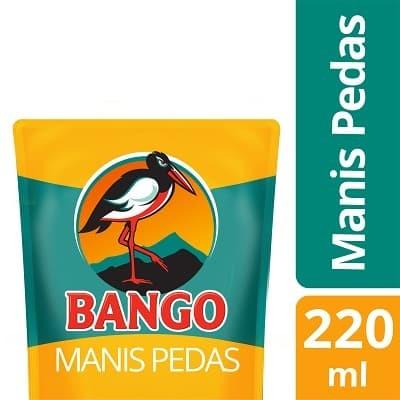 Info Kecap Bango 220ml  Hargano.com