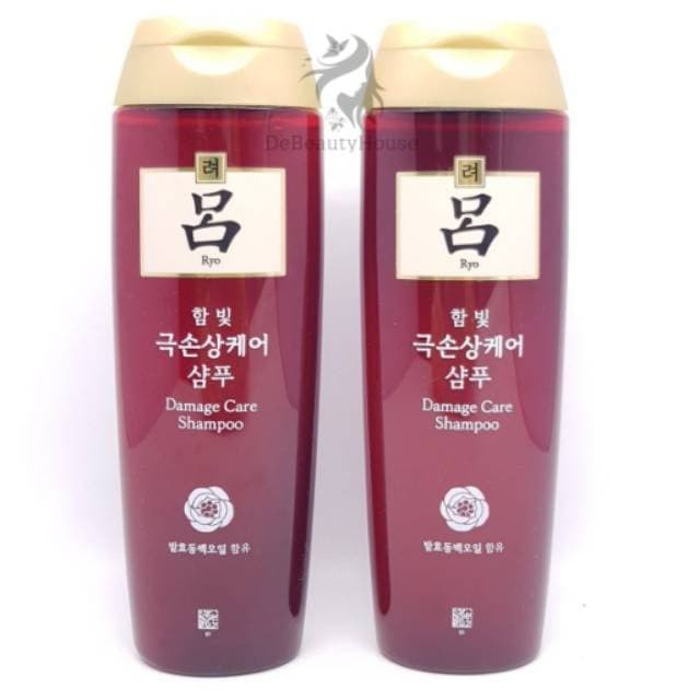Ryo Hambit Damage Care Shampoo 180ml