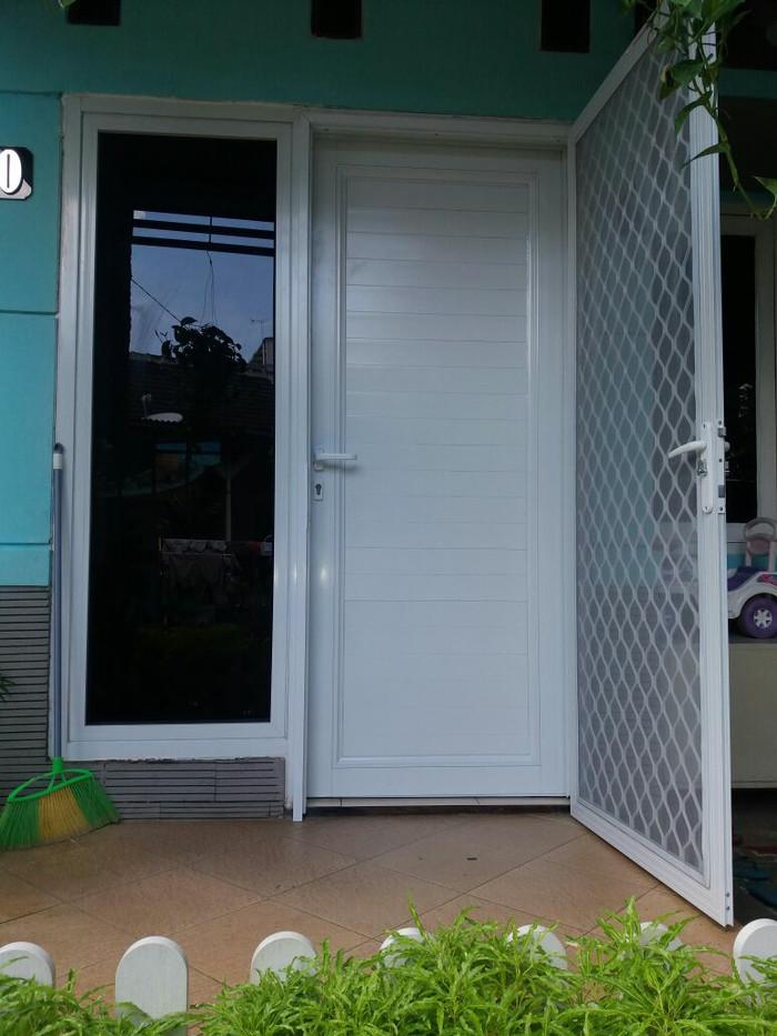Jual Pintu Panel Aluminium - Kota Depok - Sarayariski ...