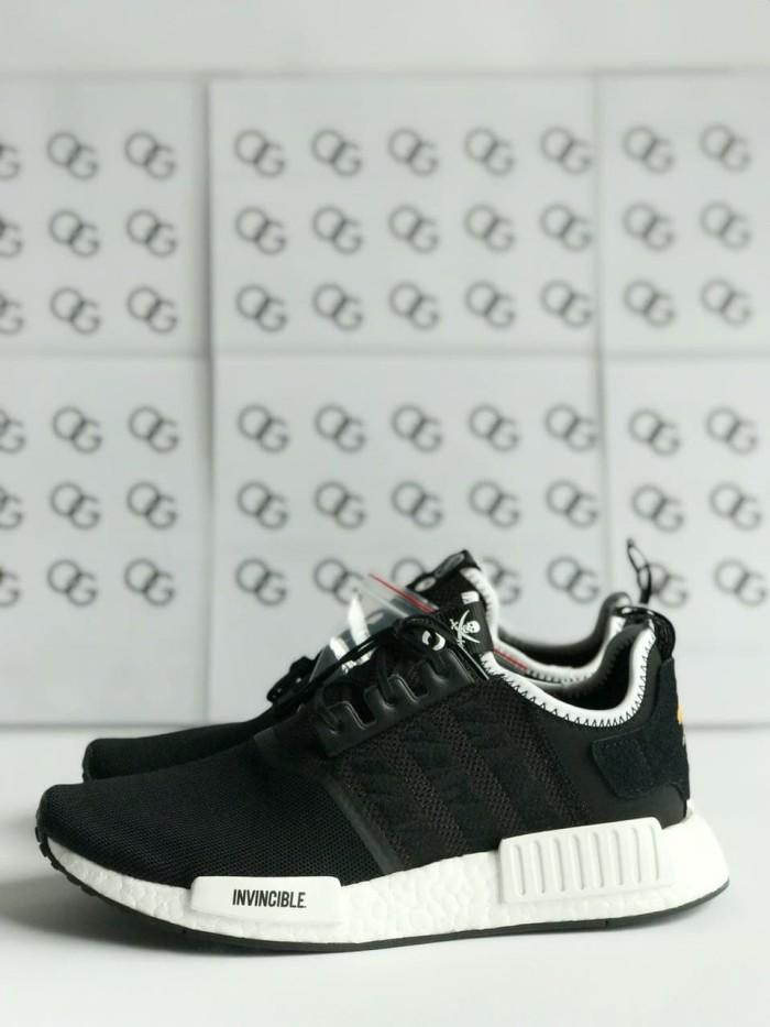 cheap for discount 72cfb 9b3bc Jual Adidas NMD R1 Neighborhood x Invincible - True OG Kicks - OS |  Tokopedia
