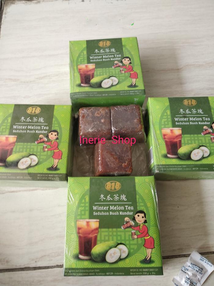 Winter Melon Tea 818 (Minuman buah kundur)