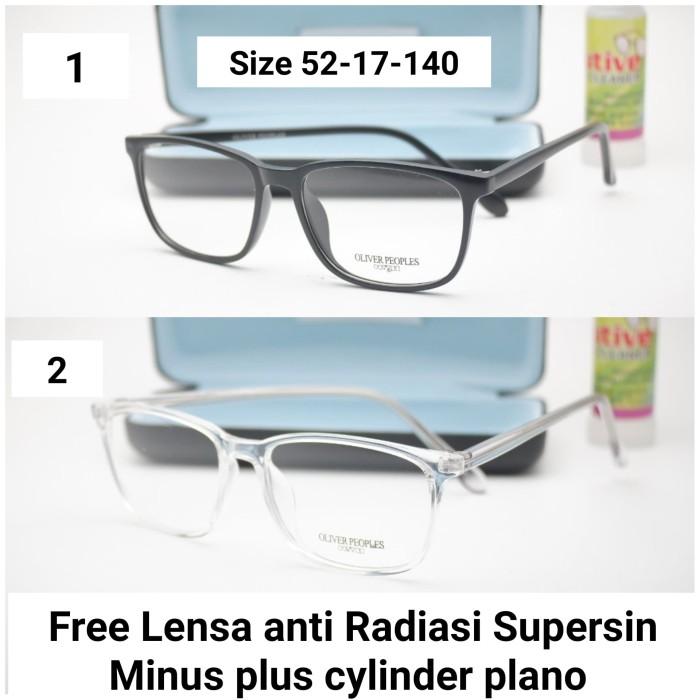 Frame kacamata oliver people 602 frame kacamata baca cb8bcbde26