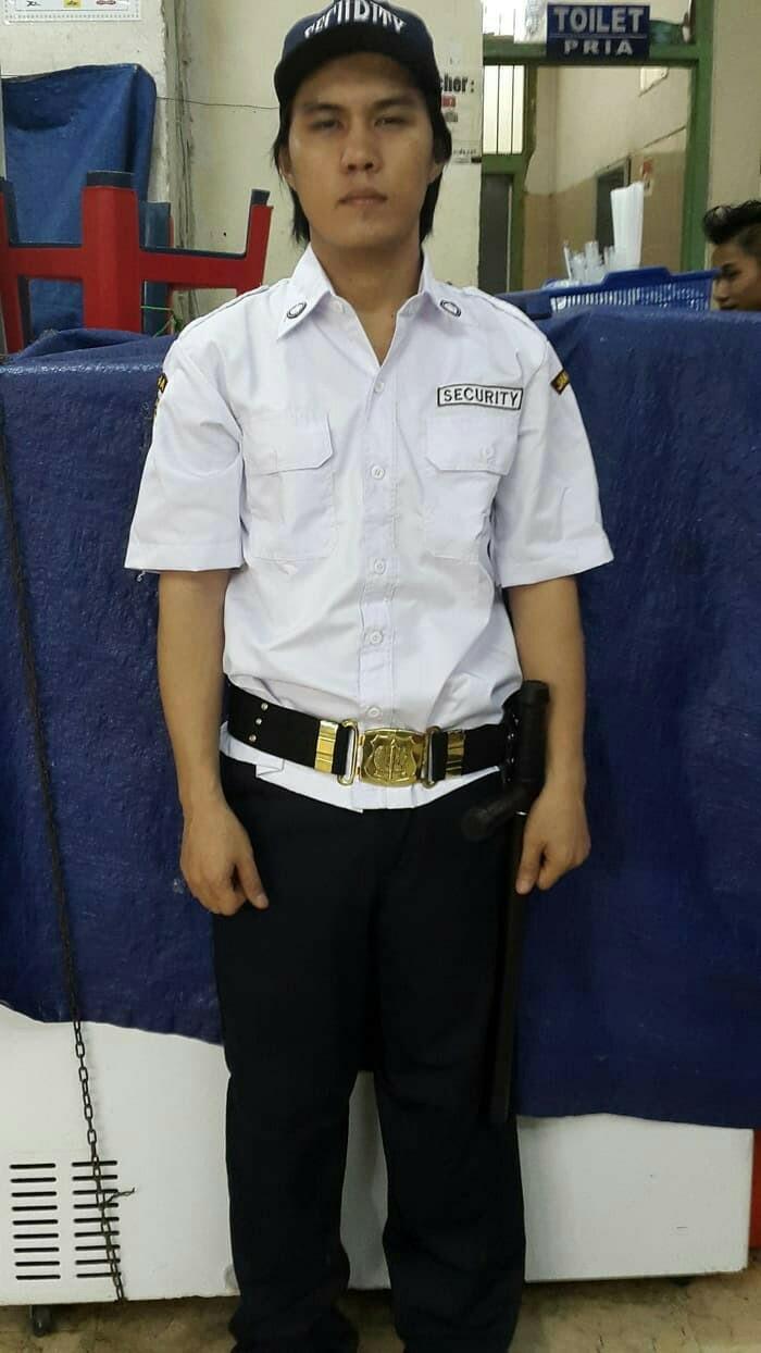Jual SERAGAM SATPAM SECURITY KEAMANAN Kota Bandung Excellent Army