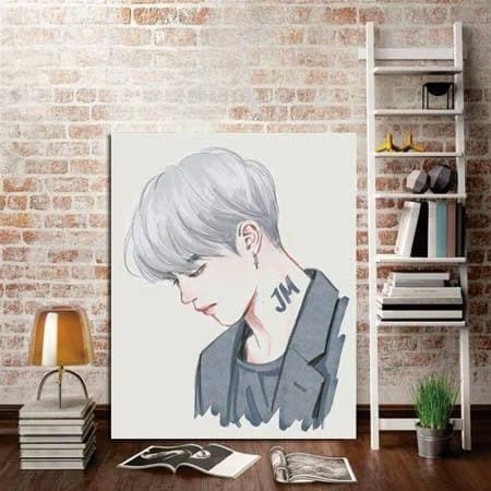 paling keren 21+ wallpaper dinding kamar kpop - joen wallpaper