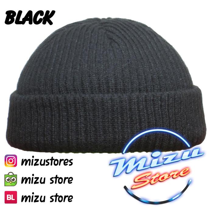 Jual Short Beanie   Beanie Hat   Beanie Skate   Kupluk - Mizu Store ... c5036f747d2