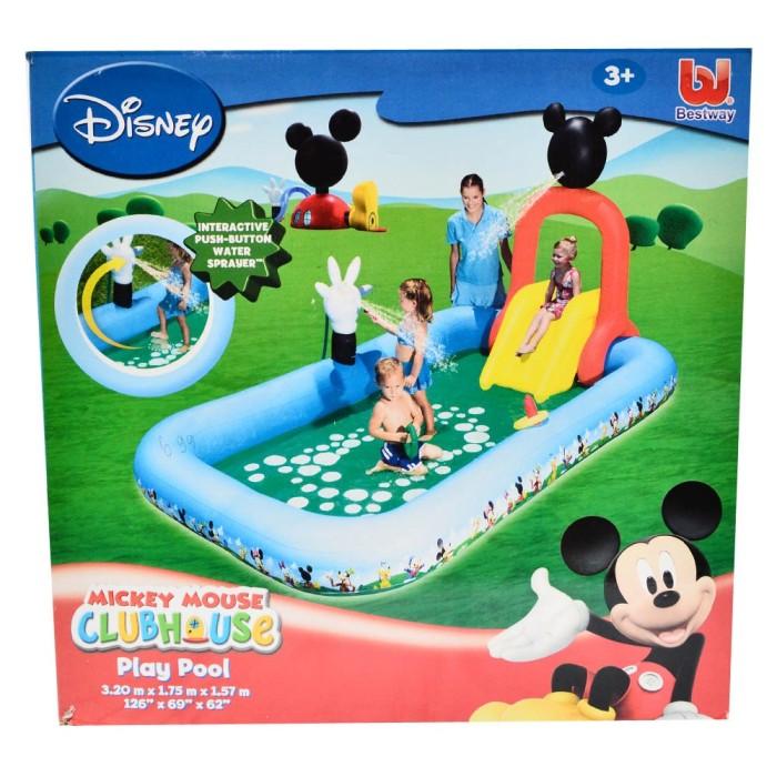 Jual Kolam Renang Mickey Mouse Play House Center 320 Inc Perosotan Pancuran Dki Jakarta Sri Ratu Tokopedia