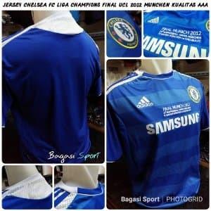 premium selection 22be7 db688 Jual Jual Jersey-Baju Bola Lama-Retro-Lawas Chelsea FC Final JLOO10 - DKI  Jakarta - Kyuzaki shop | Tokopedia