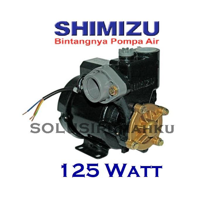 Jual Pompa Air SHIMIZU 125 Watt MANUAL PS-116 BIT PS 116 ...
