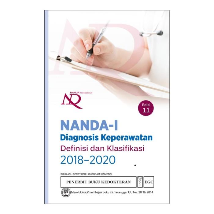 harga Diagnosis keperawatan nanda 2018-2020 edisi 11 Tokopedia.com