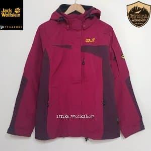 Test Jack Wolfskin Full Scope Jacket