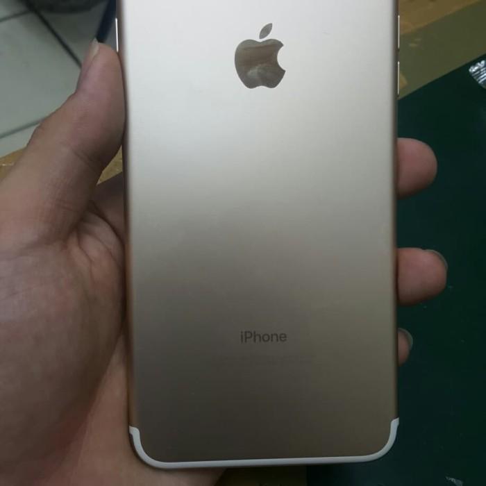 Jual Iphone 7 Plus 256gb Gold Minus Kamera Belakang Sama Finger Beige Kota Tangerang Jaya Terus Fast Tokopedia