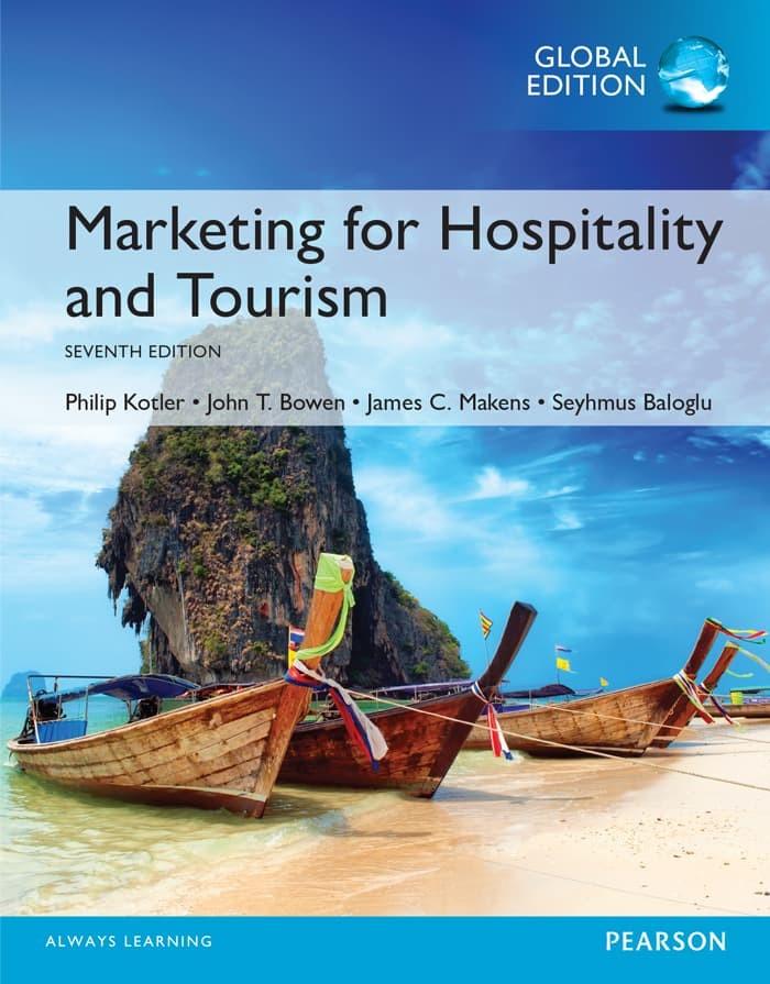 harga Marketing for hospitality and tourism (7th global edition) [ebook] Tokopedia.com