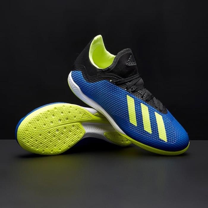 official photos 6b905 e5644 Sepatu futsal adidas original X tango 18.3 IN Football Blue DB1954