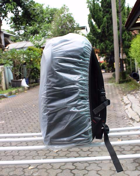 Foto Produk Rain Cover Bag / Coverbag / Rain Coat Jas Hujan Ransel dari LUCKY SPORTS