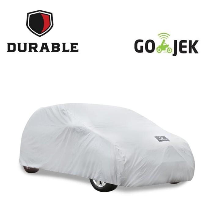 harga Kijang innova lgx durable premium car body cover sarung mobil grey tdc - maroon Tokopedia.com