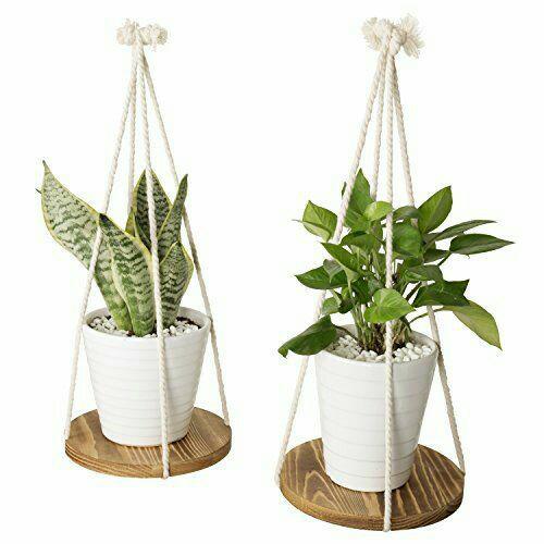 harga Rak tali gantung kayu jati belanda vertical garden interior design Tokopedia.com