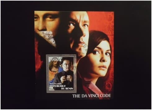Jual Benin Movie The Da Vinci Code 2006 Ss Jakarta Barat Samudra50 Tokopedia