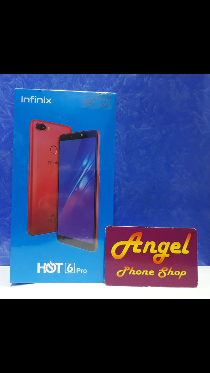 harga Infinix hot 6 pro x608 ram 2gb rom 16gb garansi resmi Tokopedia.com