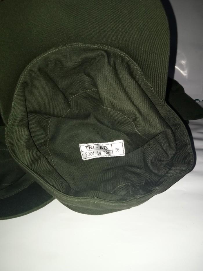 ... harga Topi pet pdh model lama topi komando ijo polos asli jatah tni ad  Tokopedia. Rp. 25000 d9ec1117a8