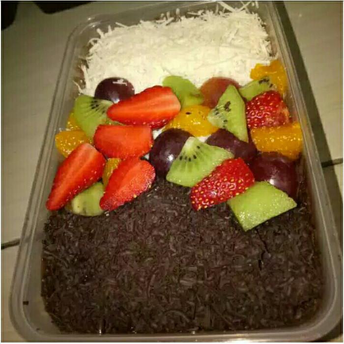 cake lumer mix cokju buah 1000ml
