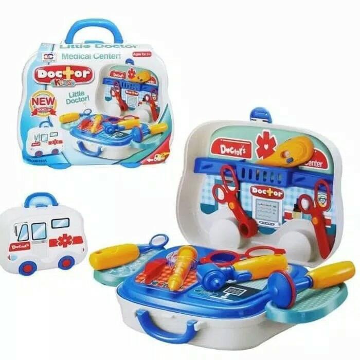 Foto Produk MAINAN ANAK DOKTER KOPER/ DOCTOR KOPER dari nambeng toys