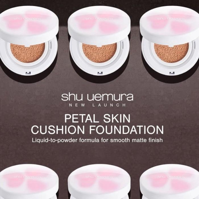 Jual Shu Uemura Petal Skin Cushion Foundation Refill Only Dki Jakarta Winterize Shoppe Tokopedia