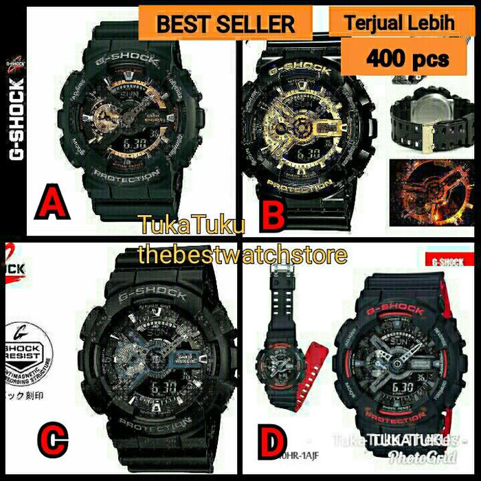 Jual jam tangan casio g shock ga 110 ori bm - tukatuku  d9678634ef