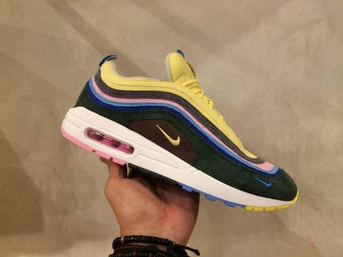 check out 9cd74 0501c Jual Nike Air Max 197 VF Sean WotherSpoon Yellow Green UA BNIB - DKI  Jakarta - Colmora.store | Tokopedia