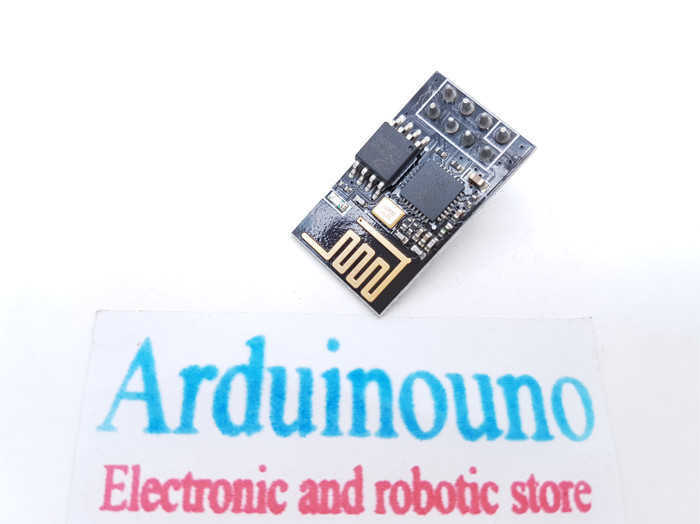 Foto Produk ESP8266 ESP01 ESP-01 Serial Wifi Wireless Module for Arduino ESP 8266 dari arduinouno