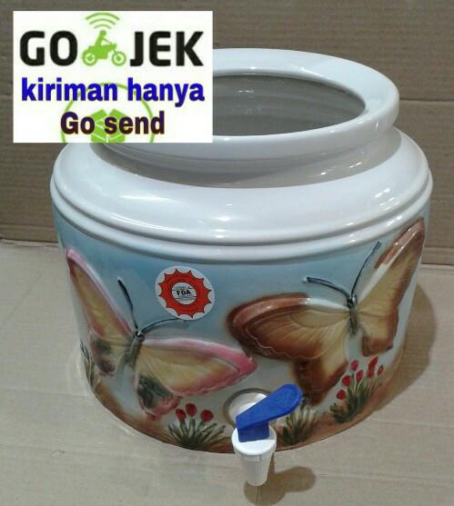 harga Guci airguci galonguci keramik polos trisensa Tokopedia.com
