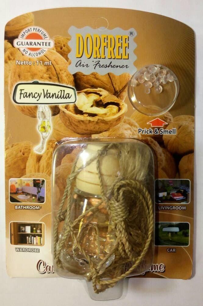 Jual Parfum Dorfree Hanger Car Home Fancy Vanilla Pdfhngr Kota