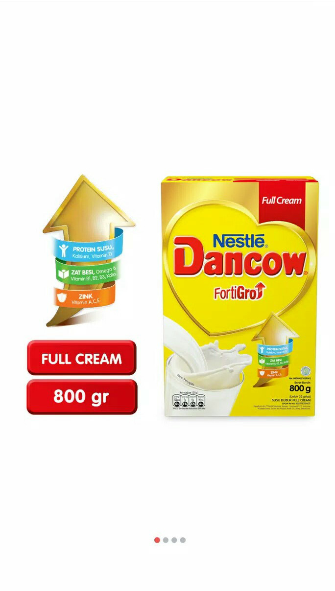 Info Susu Dancow Full Cream DaftarHarga.Pw