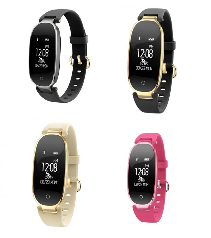 harga S3 fashion bluetooth smart band bracelet heart rate monitor - olb3075 Tokopedia.com