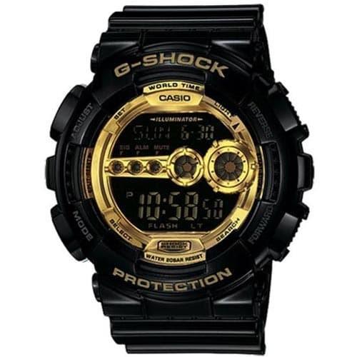 Casio g-shock jam tangan pria gd-100gb-1dr