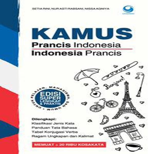 harga Kamus prancis indonesia – indonesia prancis Tokopedia.com