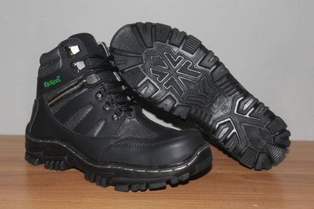 Sepatu Pria Kickers Helenium Safety Boots Murah dan Keren