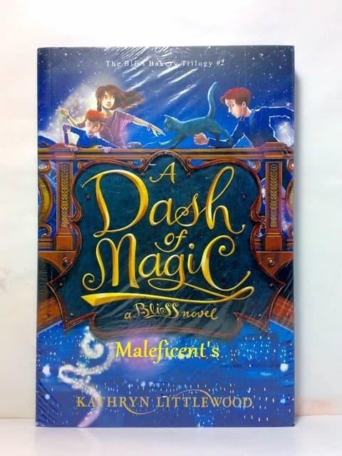 harga Bliss bakery trilogy #2: a dash of magic Tokopedia.com