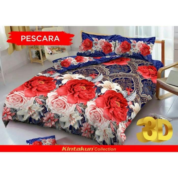 ... Motif Ausie 160x200 cm Source Sprei Kintakun Deluxe Size Queen Deluxe Pescara Diskon
