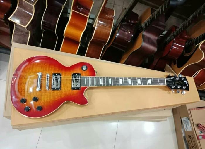harga Gitar listrik gibson les paul special custom Tokopedia.com