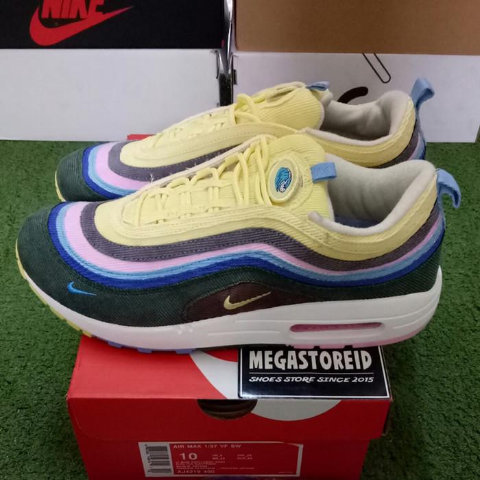 pre order website for discount save off Jual Sepatu Nike Air Max Airmax 97 Sean Wotherspoon UA Perfect Quality -  DKI Jakarta - MEGASTOREID | Tokopedia