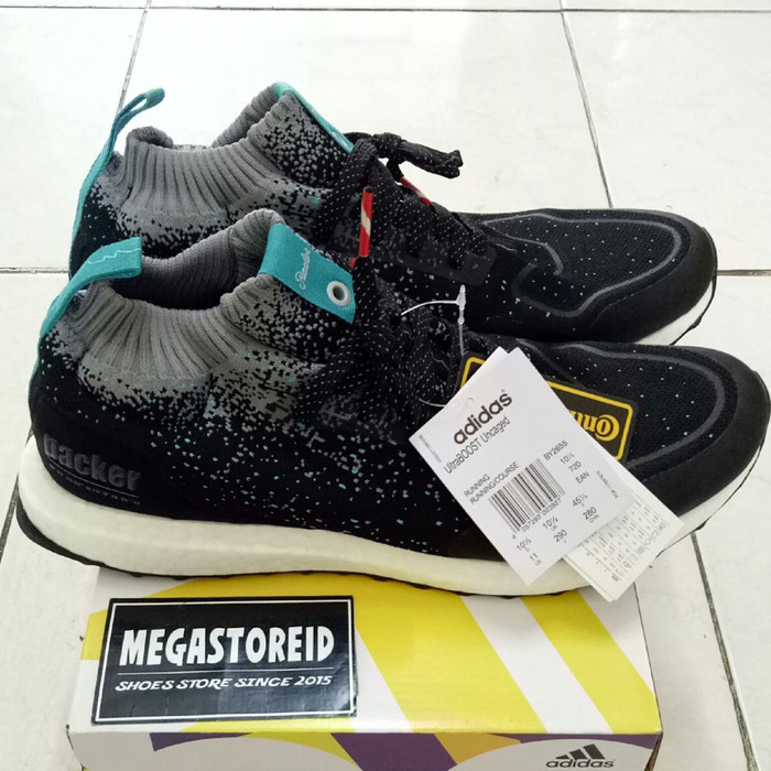52de98524536 Jual Adidas Ultraboost Uncaged x Solebox x Packer UA ORIGINAL BASF ...