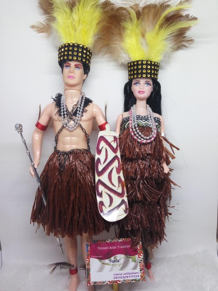 91 Gambar Baju Adat Papua Paling Bagus